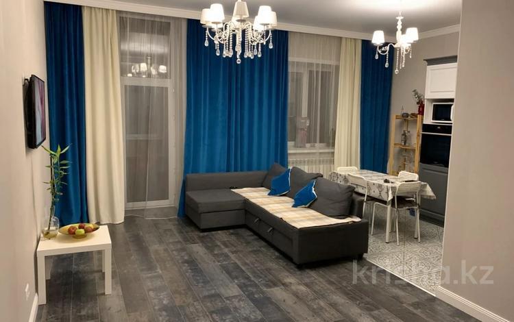 3-комнатная квартира, 74 м², 3/3 этаж, Юго-Восток, мкр Алтын-Арка за 24.5 млн 〒 в Караганде, Казыбек би р-н