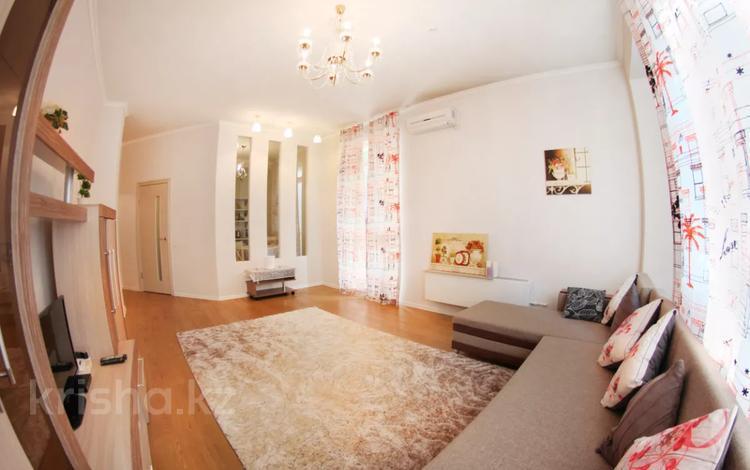 2-комнатная квартира, 75 м², 13 этаж посуточно, Навои 68 — Жандосова за 11 990 〒 в Алматы, Бостандыкский р-н
