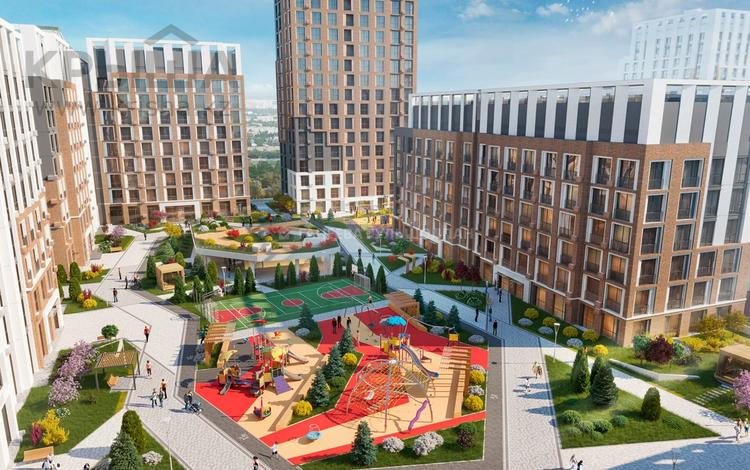 1-комнатная квартира, 49 м², 7/10 этаж, Розыбакиева 320 за 30 млн 〒 в Алматы, Бостандыкский р-н