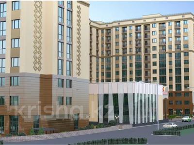 2-комнатная квартира, 52.6 м², Торайгырова — Мустафина за ~ 32.1 млн 〒 в Алматы, Бостандыкский р-н