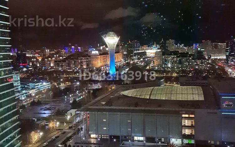 1-комнатная квартира, 48 м², 20/38 этаж, Достык 5 за 20 млн 〒 в Нур-Султане (Астана)