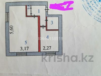1-комнатная квартира, 29 м², 2/5 этаж, Манаса 3/1 — проспект Абылай Хана за 9.3 млн 〒 в Нур-Султане (Астана), Алматы р-н