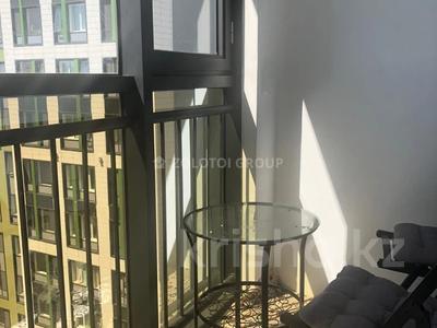 1-комнатная квартира, 42 м² помесячно, Қабанбай батыр 48/5 за 120 000 〒 в Нур-Султане (Астана) — фото 7
