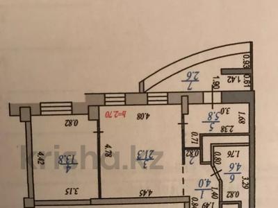 2-комнатная квартира, 52 м², 13/14 этаж, Сарайшык 5 — Кабанбай-батыра за 27 млн 〒 в Нур-Султане (Астана), Есиль р-н — фото 9