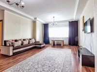 3-комнатная квартира, 80 м², 21 этаж посуточно, Достык 5/2 — Сауран за 18 000 〒 в Нур-Султане (Астана), Есиль р-н