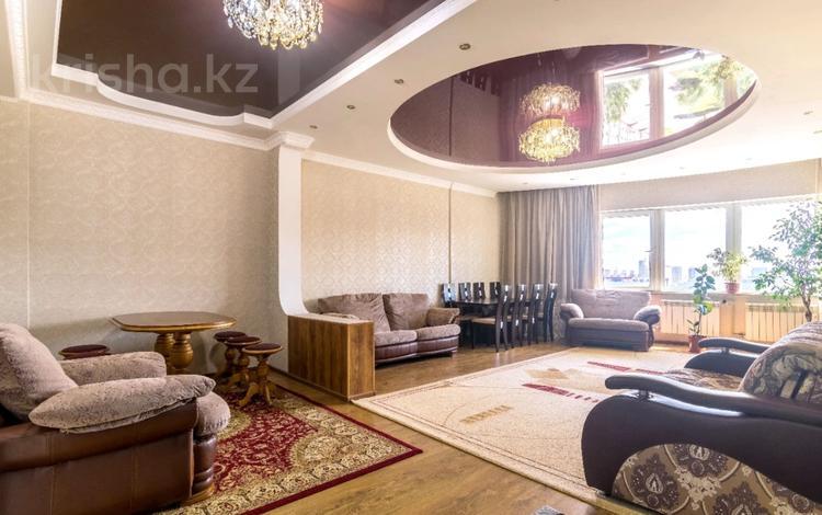 3-комнатная квартира, 116 м², 11/19 этаж, Туркестан 2 за 35.5 млн 〒 в Нур-Султане (Астана), Есиль р-н