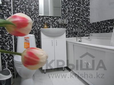 1-комнатная квартира, 40 м², 2/9 этаж по часам, Кабанбай Батыра — Ауэзова за 1 500 〒 в Алматы, Алмалинский р-н