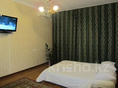 1-комнатная квартира, 40 м², 2/9 этаж по часам, Кабанбай Батыра — Ауэзова за 1 500 〒 в Алматы, Алмалинский р-н — фото 5