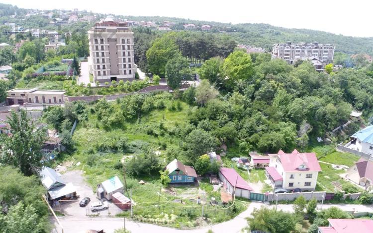 Участок 47 соток, Оспанова за 320 млн 〒 в Алматы, Медеуский р-н