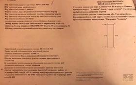 Участок 6.5 га, Талгарская улица за 35 млн 〒