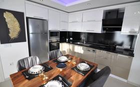 2-комнатная квартира, 54.35 м², 4/12 этаж, Mersin - Antalya Yolu за 27 млн 〒 в