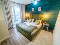 2-комнатная квартира, 60 м², 7/14 этаж посуточно, Брауна 20 за 15 000 〒 в Алматы, Бостандыкский р-н