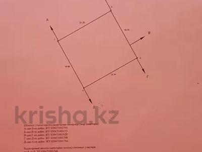 Участок 4 сотки, мкр Теректы — Таусамалы за 7.5 млн 〒 в Алматы, Алатауский р-н — фото 2