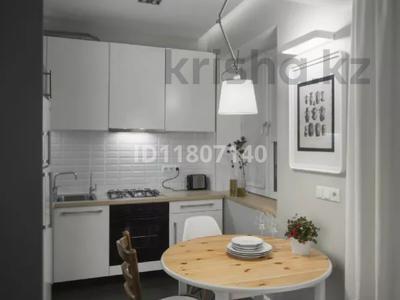 1-комнатная квартира, 38 м², 4/4 этаж посуточно, Бухар жырау 74 за 5 000 〒 в Караганде, Казыбек би р-н — фото 3