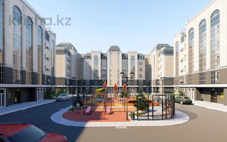 2-комнатная квартира, 56.6 м², 4/6 этаж, Каирбекова 358а за ~ 14.7 млн 〒 в Костанае
