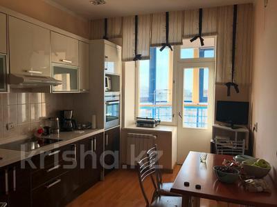 3-комнатная квартира, 110 м², 10/11 этаж, Женис 3 за 34.5 млн 〒 в Нур-Султане (Астана), Есиль р-н — фото 2