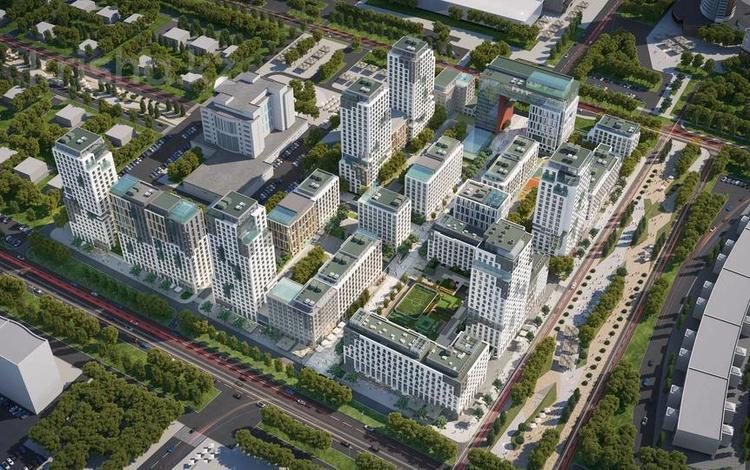 3-комнатная квартира, 120.66 м², Сарайшык 2 — Кунаева за ~ 50.6 млн 〒 в Нур-Султане (Астана), Есиль р-н
