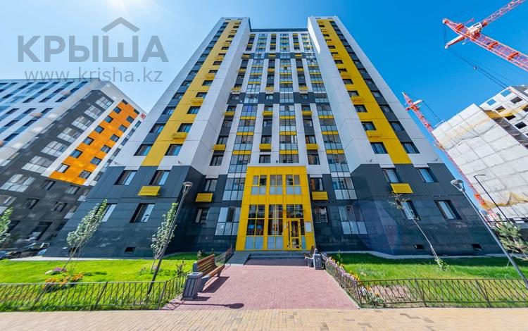 1-комнатная квартира, 36 м², 5/18 этаж, проспект Улы Дала за 13.8 млн 〒 в Нур-Султане (Астана), Есиль р-н