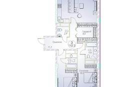3-комнатная квартира, 112.3 м², 3/10 этаж, Байтурсынова 177 за ~ 54.5 млн 〒 в Алматы, Бостандыкский р-н