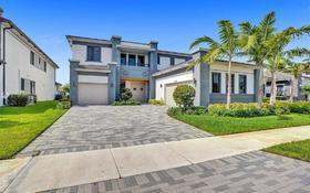 5-комнатный дом, 368 м², 6 сот., 10545 Mira Vista Dr, Parkland, FL 33076 за 546 млн 〒 в Майами