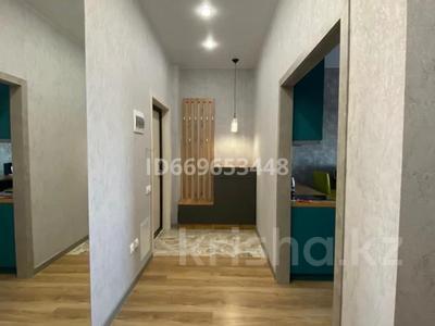 2-комнатная квартира, 43.1 м², 9/10 этаж, Бокейхана 25 за 25.5 млн 〒 в Нур-Султане (Астане), Есильский р-н