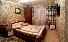 1-комнатная квартира, 35 м², 4/5 этаж посуточно, Махамбета 125 за 7 000 〒 в Атырау