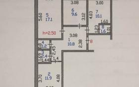 3-комнатная квартира, 65.7 м², 2/5 этаж, Победы за 23.5 млн 〒 в Петропавловске