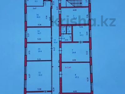 Здание, площадью 2455 м², Карасай батыра за 240 млн 〒 в Нур-Султане (Астана), Сарыаркинский р-н — фото 5