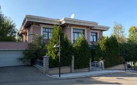 10-комнатный дом, 740 м², 10 сот., Жамакаева 256а — Эдельвейс за 627 млн 〒 в Алматы, Медеуский р-н