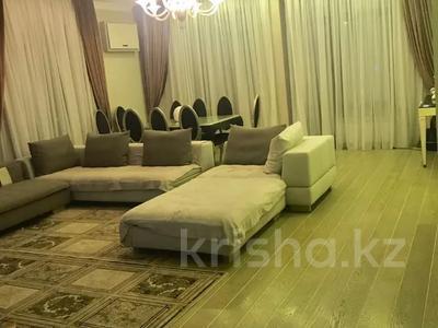 4-комнатная квартира, 230 м², 1/4 этаж, Достык — Оспанова за 329 млн 〒 в Алматы, Медеуский р-н