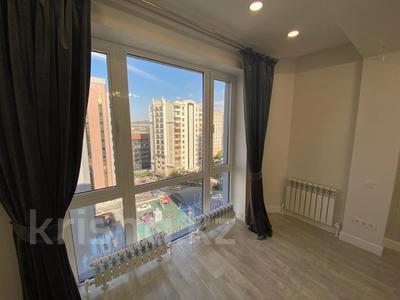 2-комнатная квартира, 55 м², 9/14 этаж, Ходжанова 77 — проспект Аль-Фараби за 38 млн 〒 в Алматы, Бостандыкский р-н