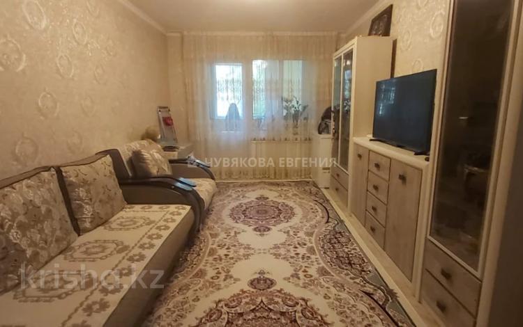 2-комнатная квартира, 42 м², 1/4 этаж, мкр Коктем-2, Мкр Коктем-2 10 за 21.5 млн 〒 в Алматы, Бостандыкский р-н