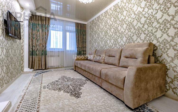2-комнатная квартира, 70 м² посуточно, улица Сауран — Номад за 14 000 〒 в Нур-Султане (Астана)