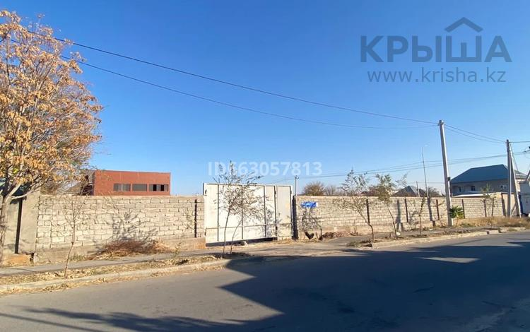 Участок 10 соток, Кайтпас 1 — Кошерова-Жасканат за 25 млн 〒 в Шымкенте, Каратауский р-н