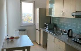 3-комнатная квартира, 84 м², 14/16 этаж помесячно, Аккент 60 за 150 000 〒 в Алматы, Алатауский р-н