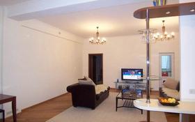 2-комнатная квартира, 95 м², 10/16 этаж помесячно, Самал-1 29 за 425 000 〒 в Алматы, Медеуский р-н