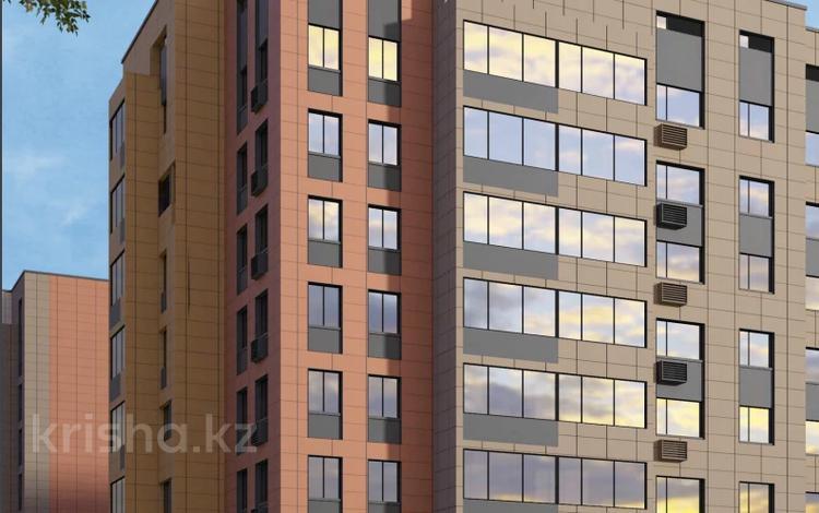 1-комнатная квартира, 43.77 м², Касым Кайсенова — Фариза Онгарсынова за ~ 14 млн 〒 в Нур-Султане (Астана)