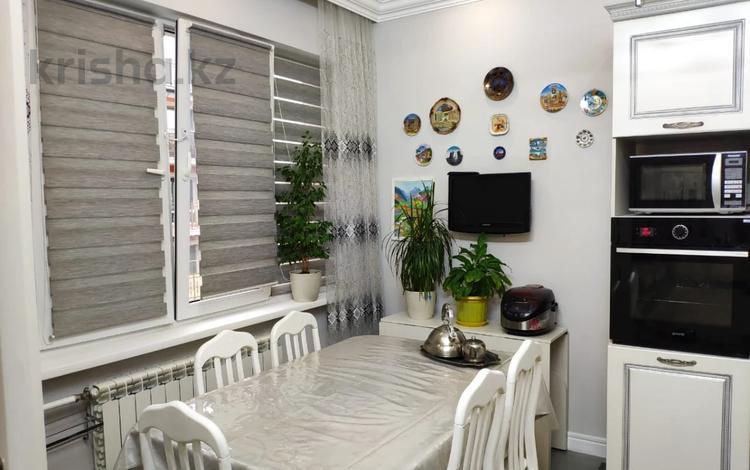 3-комнатная квартира, 110 м², 3/4 этаж, мкр Ремизовка, 5-й переулок — проспект Аль-Фараби за 77.8 млн 〒 в Алматы, Бостандыкский р-н