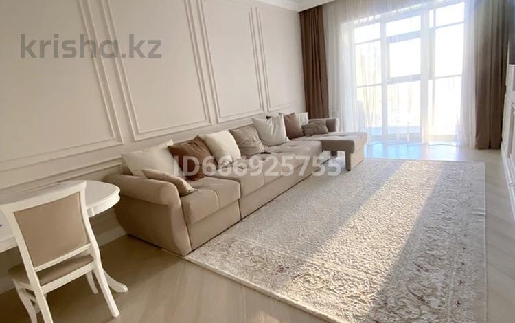 3-комнатная квартира, 90.5 м², 5/9 этаж, Мкр-он Орбита 1 17/2 за 45 млн 〒 в Караганде