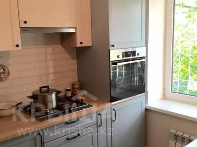 4-комнатная квартира, 80 м², 4/4 этаж, Достык — Чайкиной за 37 млн 〒 в Алматы, Медеуский р-н