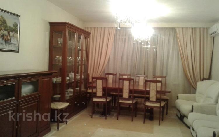 4-комнатная квартира, 126 м², 5/9 этаж, Отырар 10 — Шокана Валиханова за 42.5 млн 〒 в Нур-Султане (Астана), р-н Байконур