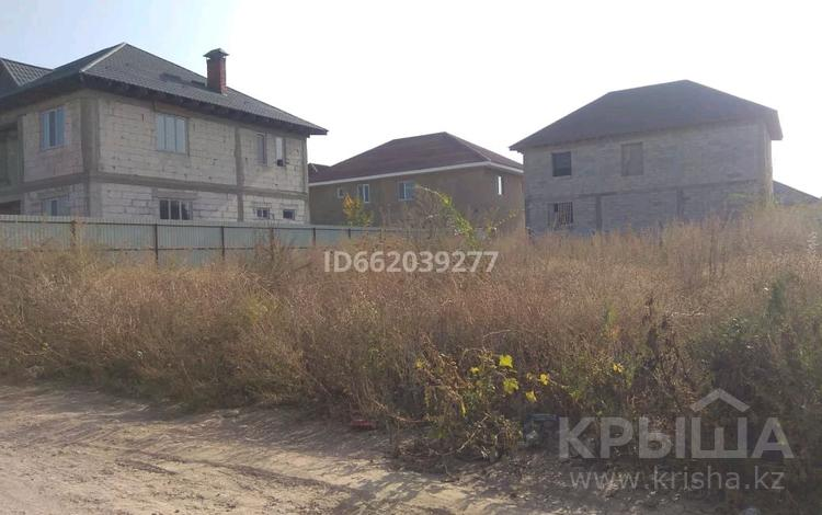 Участок 6 соток, мкр Кайрат 85 пятно за 13.5 млн 〒 в Алматы, Турксибский р-н