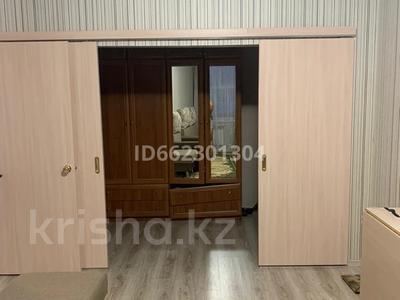 2-комнатная квартира, 57 м², 6/6 этаж помесячно, Микрорайон Юбилейный 32 за 100 000 〒 в Костанае