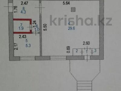 Магазин площадью 44 м², Желтоксан 32 — Богенбай батыра за 22 млн 〒 в Нур-Султане (Астана), Сарыарка р-н — фото 5