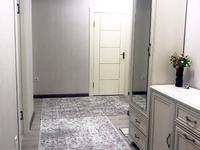 3-комнатная квартира, 140 м², 10/21 этаж на длительный срок, Достык 97 за 650 000 〒 в Алматы, Медеуский р-н