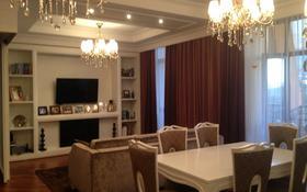 3-комнатная квартира, 130 м², 7/8 этаж помесячно, Омаровой 37 за 950 000 〒 в Алматы, Медеуский р-н