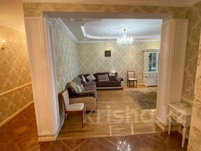 4-комнатная квартира, 165 м², 9/36 этаж, Кабанбай батыра 11 за 70 млн 〒 в Нур-Султане (Астана), Есиль р-н — фото 11