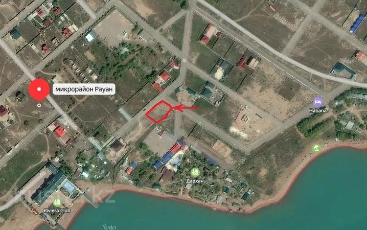 Участок 12 соток, Рауан за 3.8 млн 〒 в Капчагае
