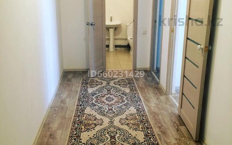 1-комнатная квартира, 55 м², 7/9 этаж посуточно, Батыс 2 1д за 4 000 〒 в Актобе, мкр. Батыс-2