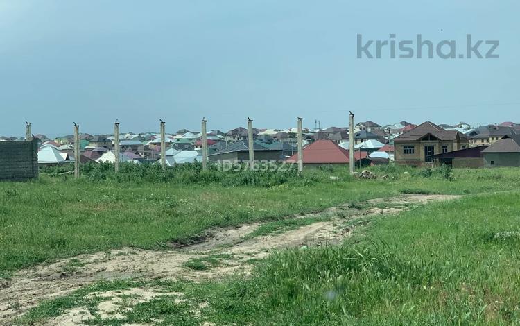 Участок 8 соток, Абайский р-н, мкр Северо-Запад за 8 млн 〒 в Шымкенте, Абайский р-н